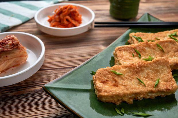 Запечений тофу