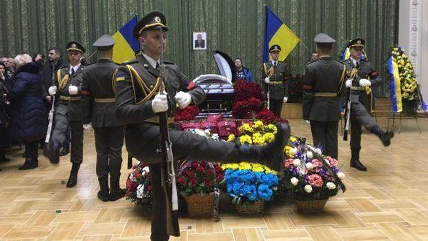 похорон Леонід Каденюк