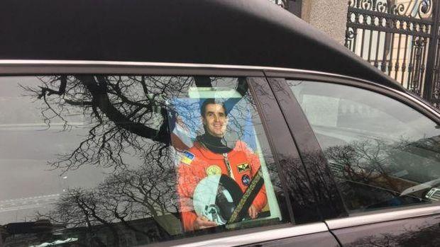 Леонід Каденюк похорон