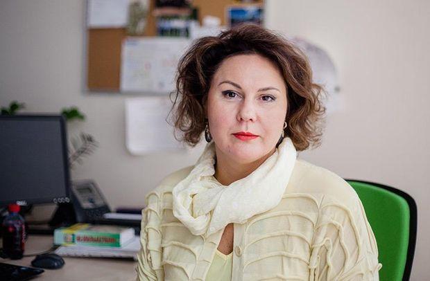 Наталія Кривда доктор філософії