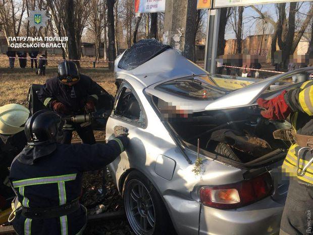 Авто ДТП Одеса