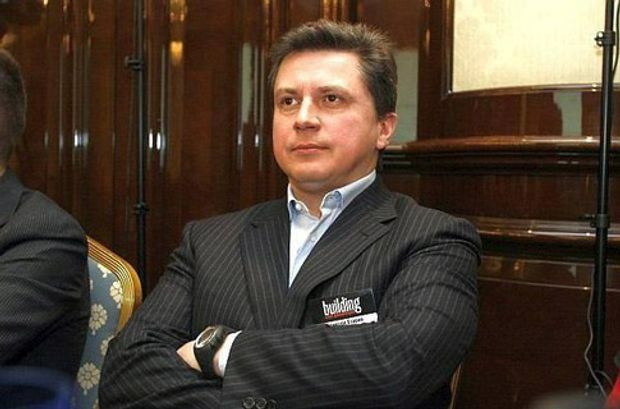 Олексій Азаров, син Микола Азарова