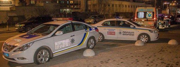 У Києві невідомі відкрили вогонь по чоловікові
