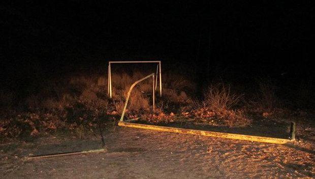 В окупованому Криму футбольні ворота на смерть розчавили 13-річного підлітка