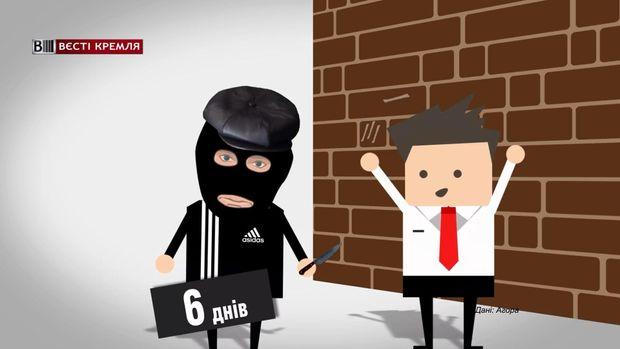 Напади на користувачів соцмереж в Росії
