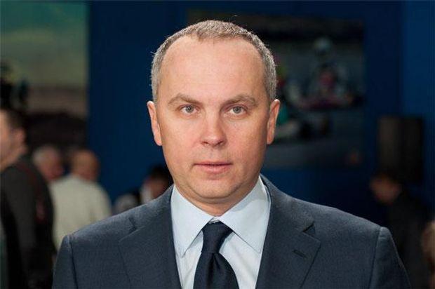 Нардеп Нестор Шуфрич
