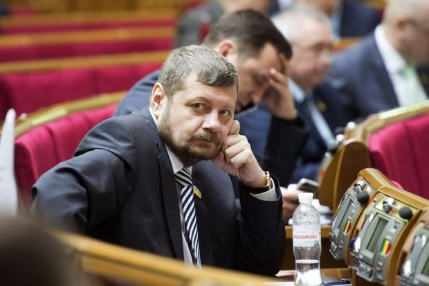 Нардеп Ігор Мосійчук