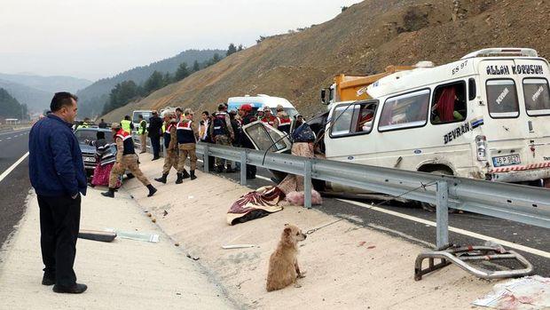 Аварія у Туреччині