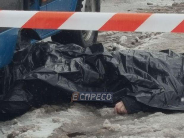 У черзі на маршрутку в Києві вбито чоловіка