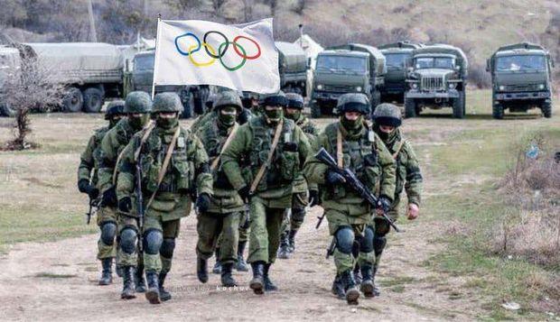 Олімпіада зелені чоловічки