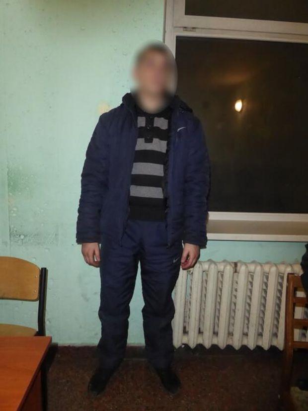 Поліція, Київ, ніж, різанина, Кримінал
