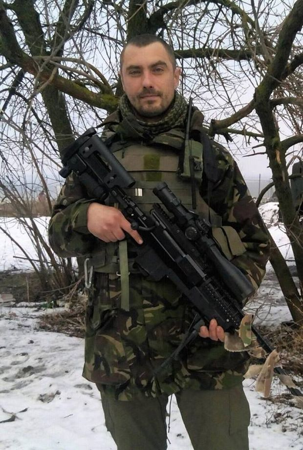 На Донбасі загинув молодший сержант 58-ої окремої мотопіхотної бригади Дмитро Сисков