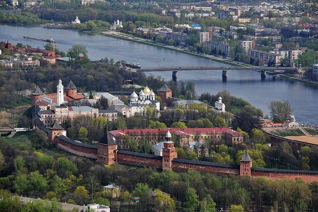 Современный Новгород