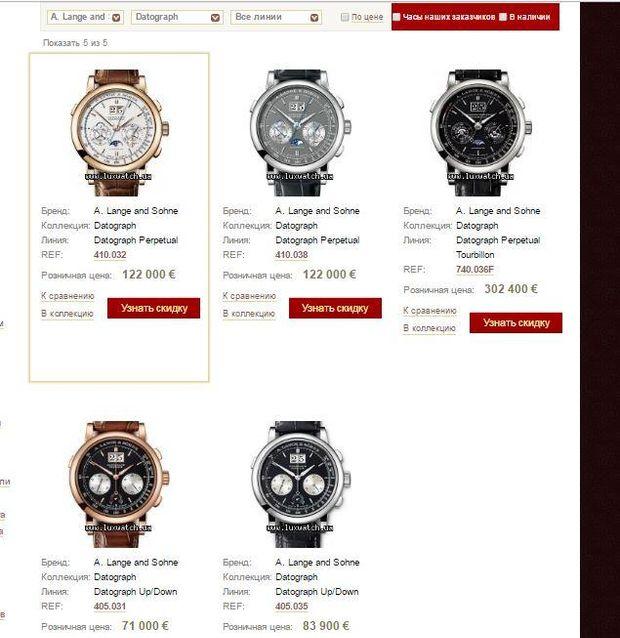Геннадій Труханов: колекція годинників