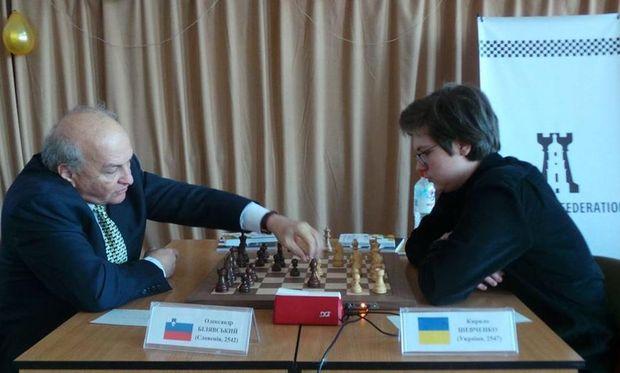 Олександр Білявський і Кирило Шевченко