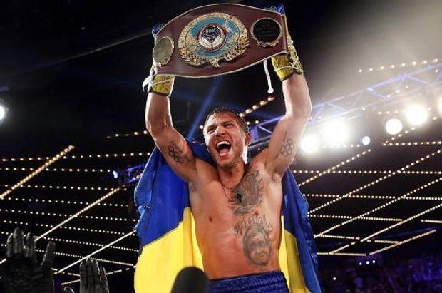 Василь Ломаченко – історія перемог легендарного боксера