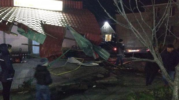 У вантажівки на Одещині відмовили гальма