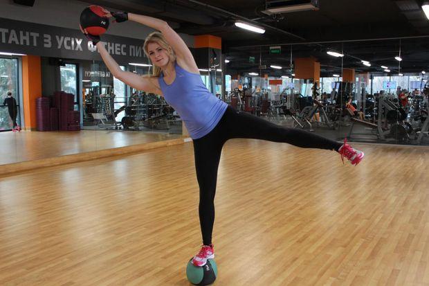 Оля Задорожна: Близько 70% людей йде в зал за красивим тілом