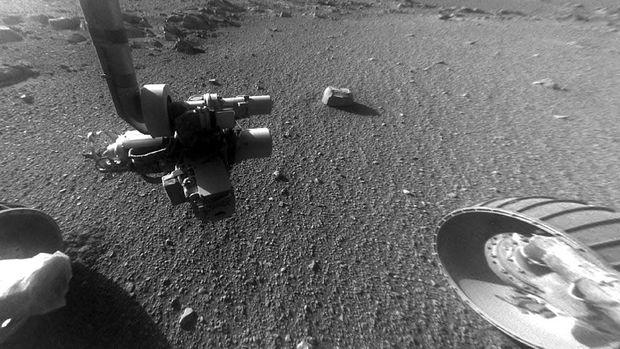 Фото з марсоходу