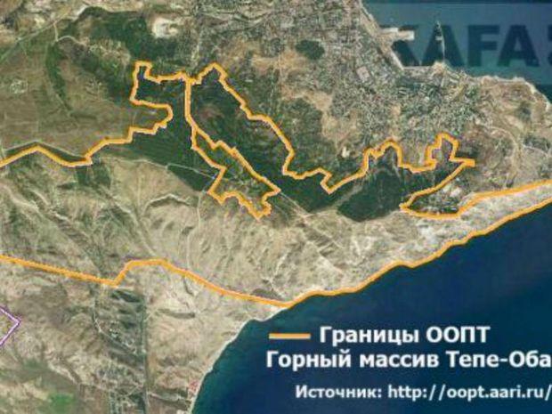 Екологічне лихо в Криму