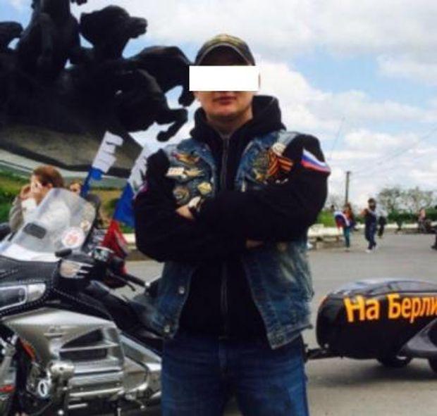 «Путінського байкера» непустили доУкраїни
