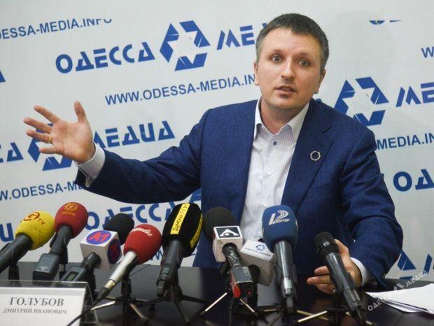 Екс-регіонал Дмитро Голубов
