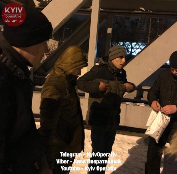 Українці пограбували поляка у Києві