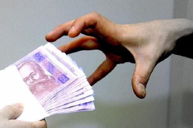 Коррупцыя в Украине