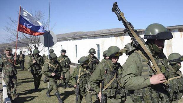 Россия аннексия Крыма