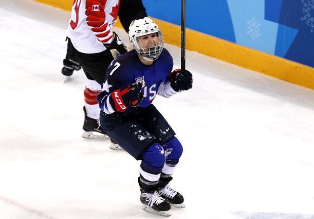 Хокей на Зимовій Олімпіаді-2018
