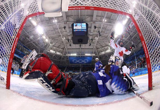 Хоккей на Зимней Олимпиаде-2018