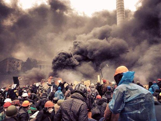 Київ 2014, Майдан Незалежності