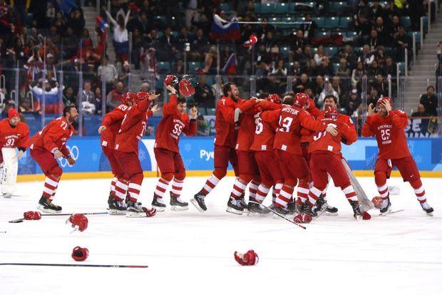 Олімпійські атлети з Росії виграли