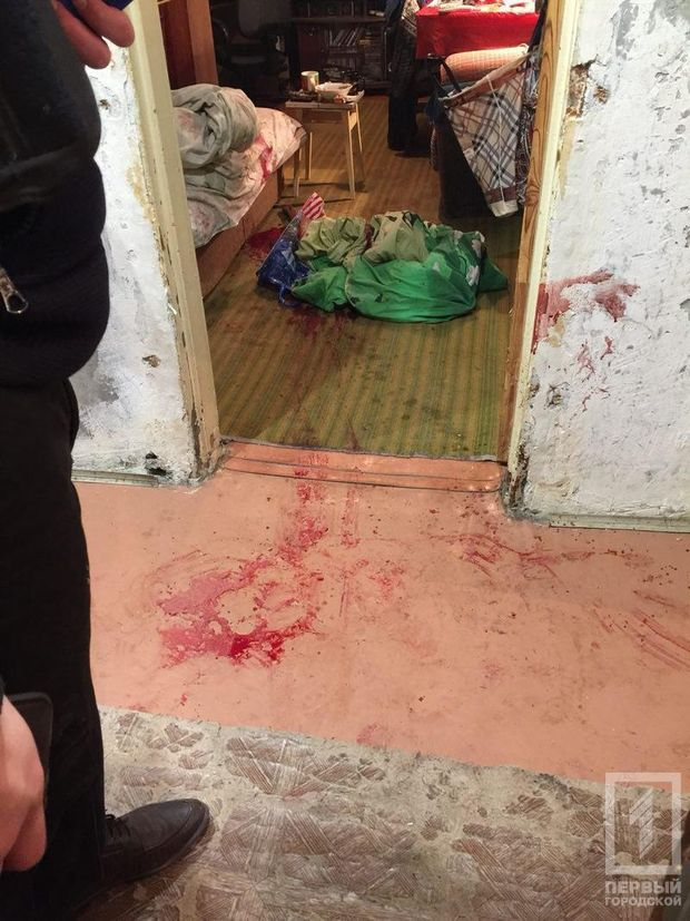 Жорстоке вбивство у Кривому Розі
