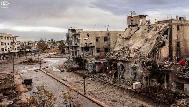 Східна Гута в Сирії