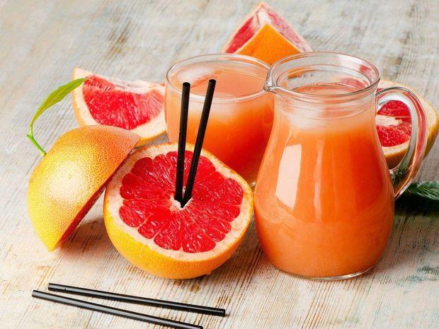 Рецепт зігріваючого напою з грейпфруту