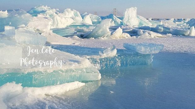 Синій лід