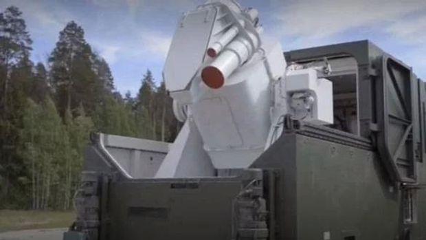 Лазерна зброя, Путін, Росія, безпека, озброєння