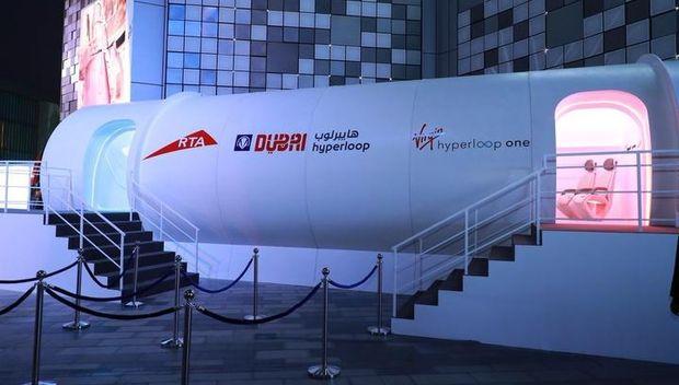 Пасажирську капсулу Hyperloop вперше показали зсередини
