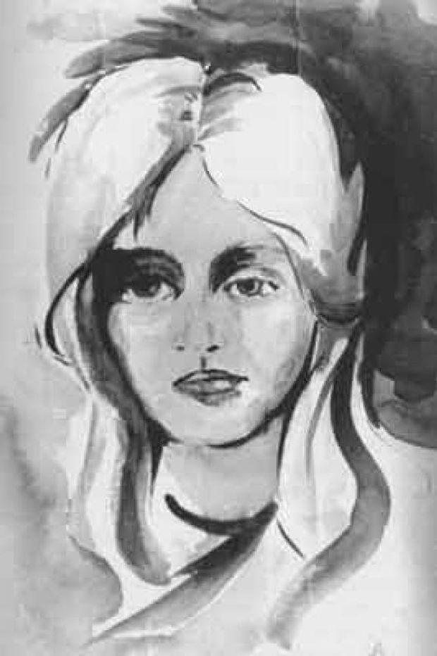 Володимир Івасюк: портрет сестри