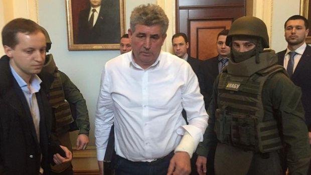 Одеський суддя-стрілок Олексій Буран