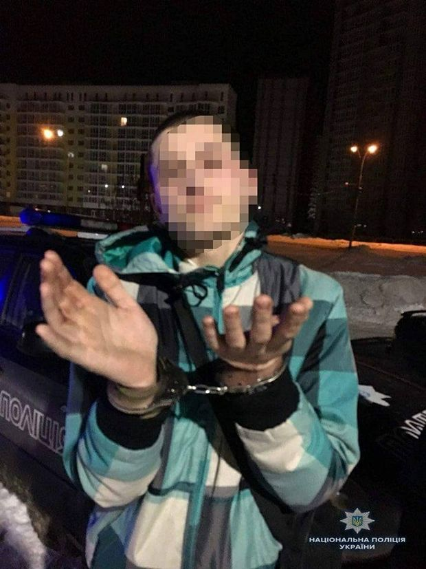 Стрілянина в Києві