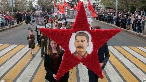 Сталін, смерть, Історія, СРСР, пропаганда