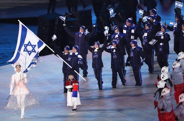 На церемонії відриття Олімпіади-2018 прапор Ізраїлю довірили нести саме Биченку