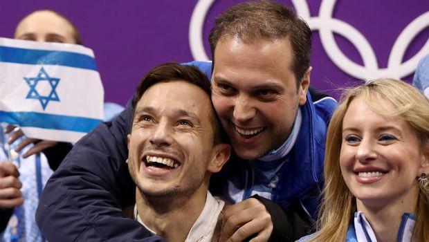 Биченко виборов для збірної Ізраїлю друге місце в короткій програмі у командних змаганнях