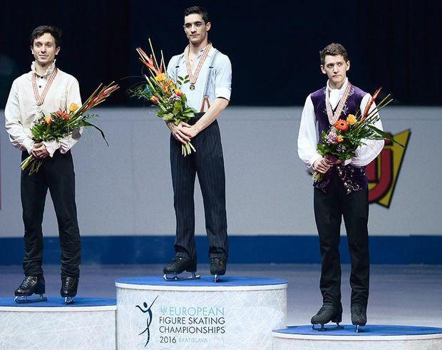 Після переїзду в Ізраїль та наполегливої праці над свобою Биченко став призером чемпіонату Європи