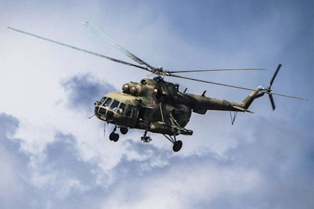 В Чечні розбився вертоліт Мі-8