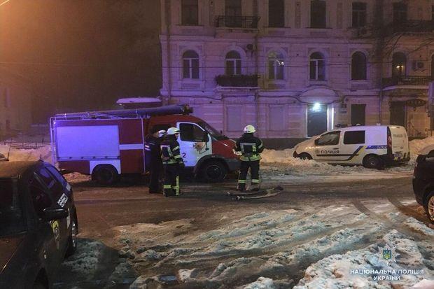 Гранатомет, ресторан, Київ, Кримінал, постріл, поліція