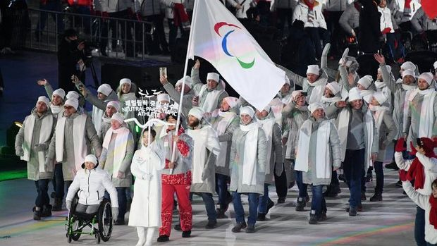 Росія, Паралімпіада, спорт, Південна Корея