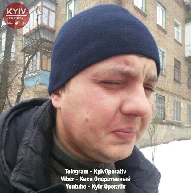 Татарка, Київ, сутички, тітушки, гаражі, Левченко